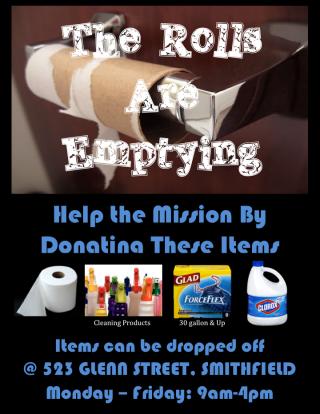 Basic Donation Items