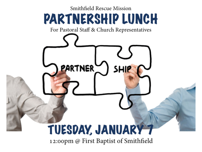 Partnership Lunch Letter